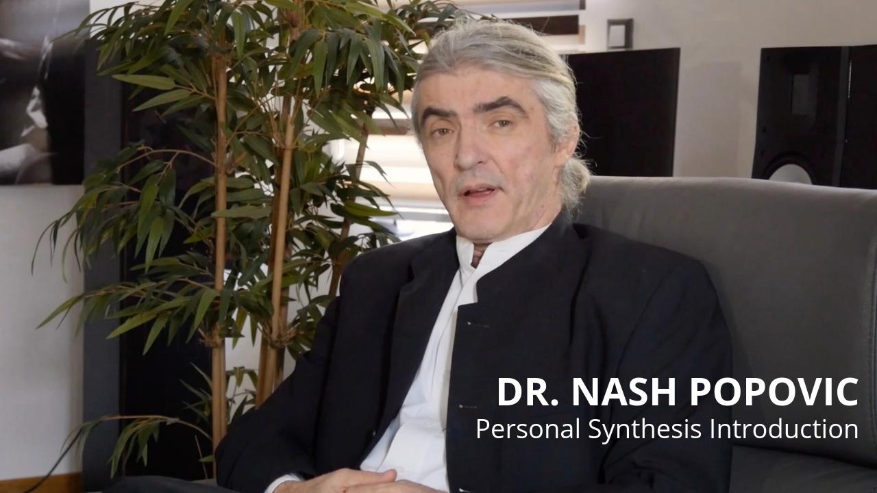 Professor Dr Nash Popovic