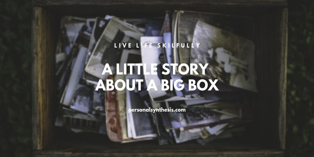 A Little Story About a Big Box